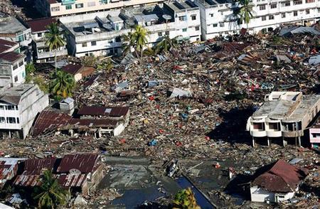 Bencana Tsunami Aceh